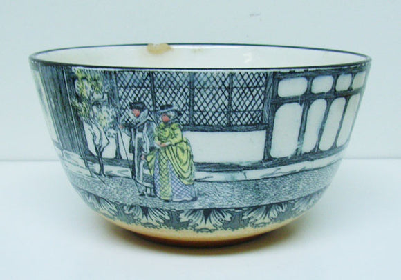 Royal Doulton Old Morton sugar bowl