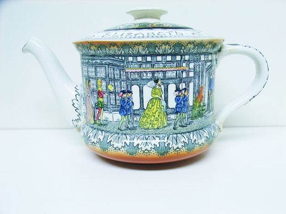 Royal Doulton Old Morton teapot