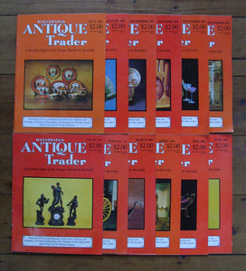 Illustrated Antique Trader 1981