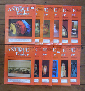 Illustrated Antique Trader 1982