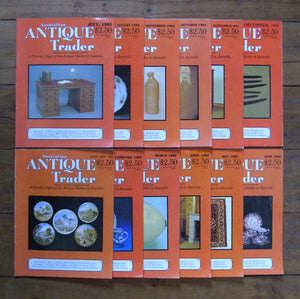 Illustrated Antique Trader 1983