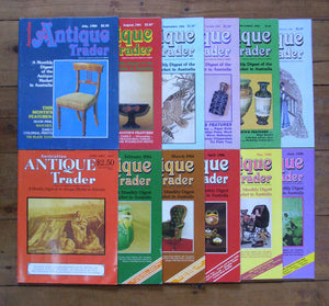 Australian Antique Trader 1984
