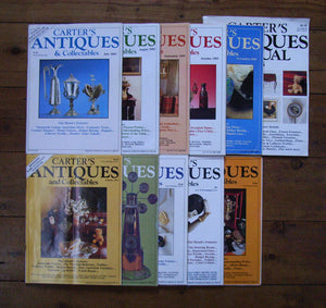 Carter's Antiques & Collectables 1993