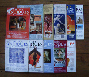 Carter's Antiques & Collectables 1995