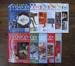 Carter's Antiques & Collectables 1996