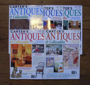 Carter's Antiques & Collectables 2002