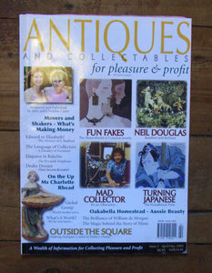 Carters Antiques & Colectables 2004