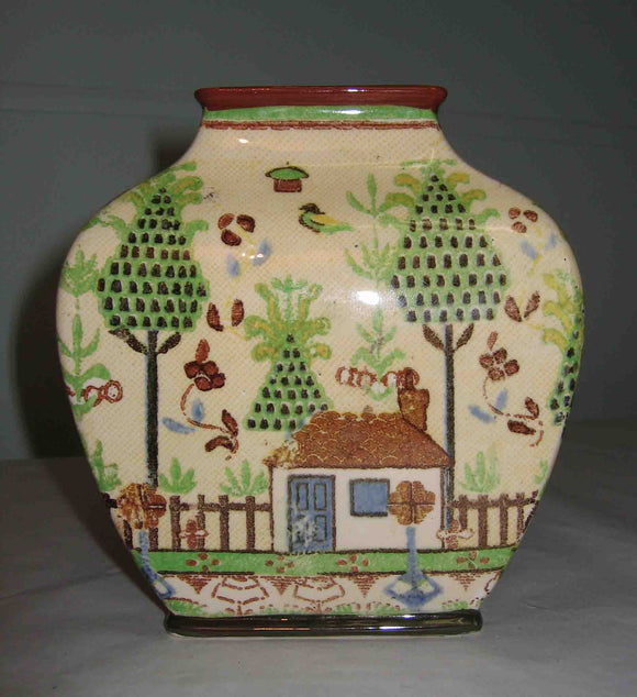 Royal Doulton Sampler vase