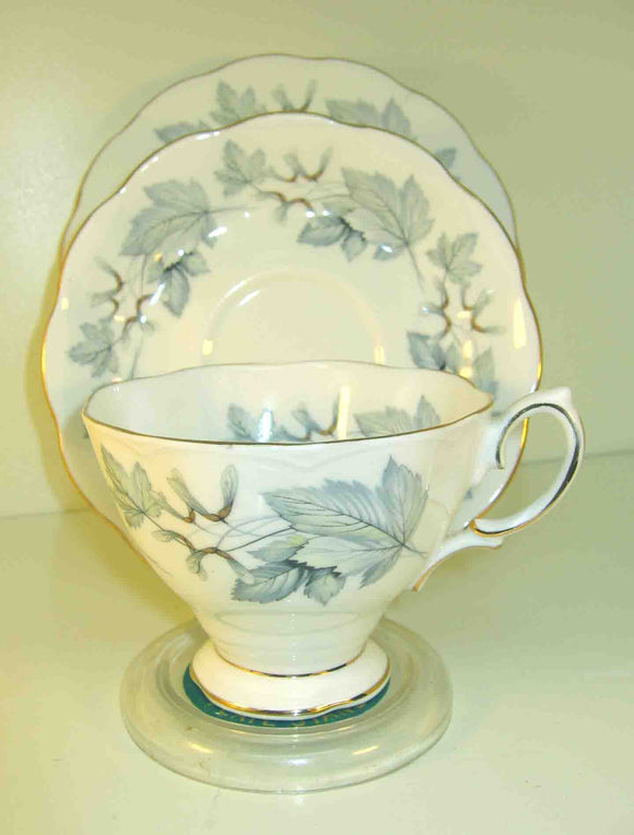 Royal Albert trio
