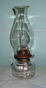 Bracket oil lamp