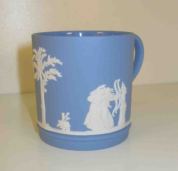 Wedgwood coffee can