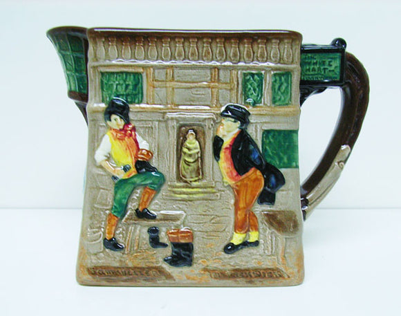 Royal Doulton Pickwick jug