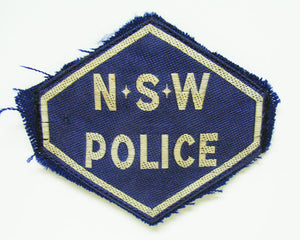 NSW shouder patch
