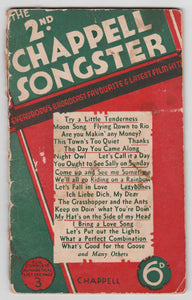 2nd Chappell Songster