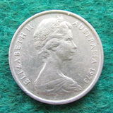 Australian 1973 5 Cent Queen Elizabeth II Coin - Circulated
