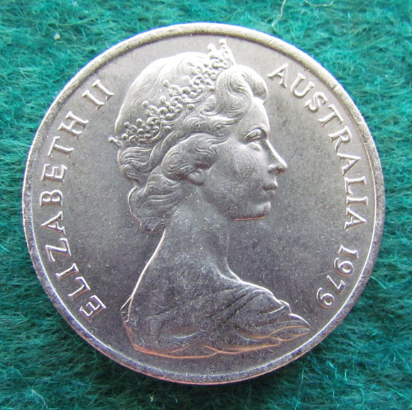 Australian 1979 20 Cent Queen Elizabeth Coin - Circulated