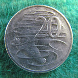 Australian 2005 20 Cent Coin - Circulated
