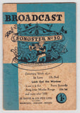 Broadcast Songster No. 30