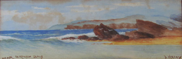 John Hemy Watercolour