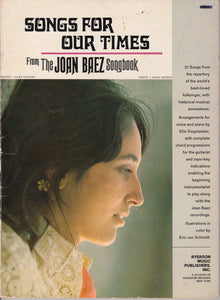 Joan Baez Songs For Our Times 1967