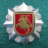 Lithuanian Police Cap Badge