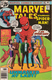 Marvel Tales Comic Book Staring Spiderman Unmasked At Last June 1968 02476