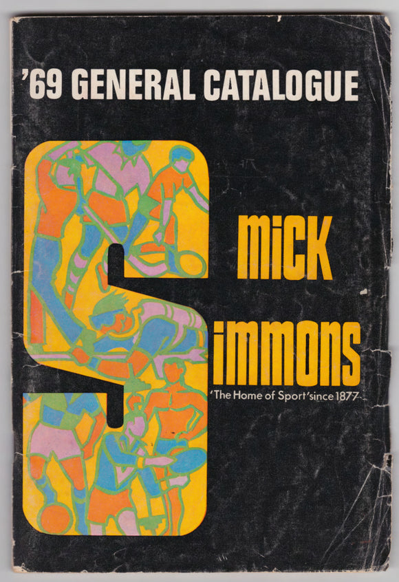Mick Simons '69 General Catalogue