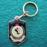 New South Wales Police Keyring