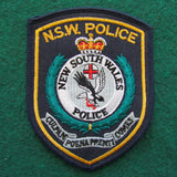 NSW Police Shoulder Patch