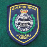 New South Wales Special Constable Regulartory Service Woolahra Council Shoulder Patch