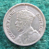 New Zealand 1936 Threepence King George V Coin