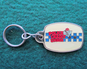 Police Credit Union Keyring - New South Wales