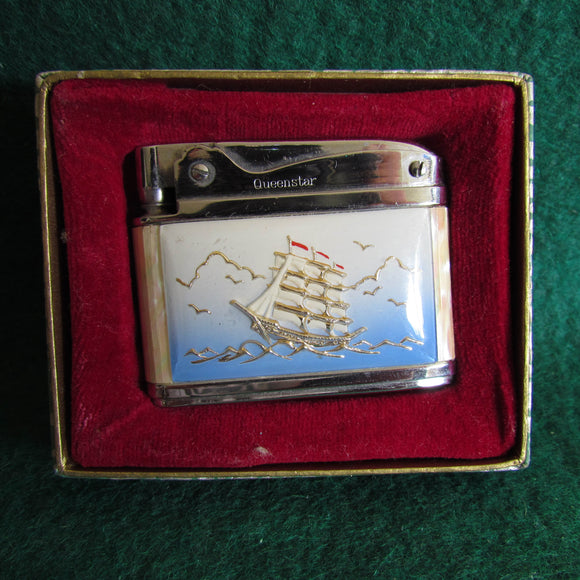 Queenstar Super Lighter With Mother Of Pearl PTND 399312 Japan