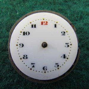 Rolex Partial Watch Movement Ladies 25.6mm