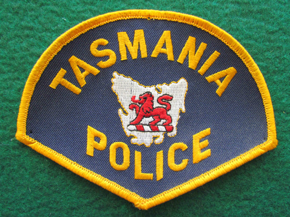 Tasmania Police Shoulder Patch
