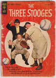 The Three Stooges Comic Book Staring Double Play #13 July 1963