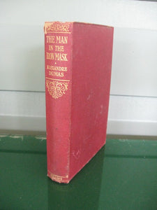 The Man in the Iron Mask by Alexandre Dumas book