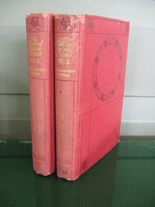 The Count of Monte Cristo in 2 Volumes by Alexandre Dumas book