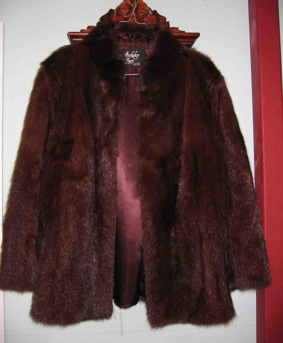Berkley Fur Jacket 1960's