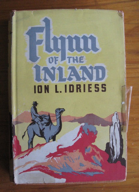 Flynn of the Inland by Ion L Idriess book