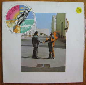 Pink Floyd - Wish You Were Here vinyl LP 33rpm record Pink Floyd Music Limited SPB 234651