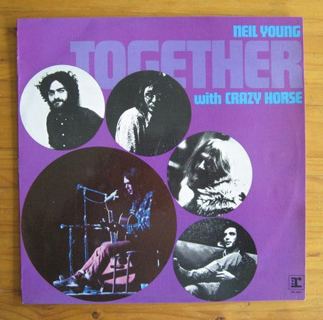 Neil Young with Crazy Horse - Together, Neil Young - Together - with Crazy Horse Vinyl 12
