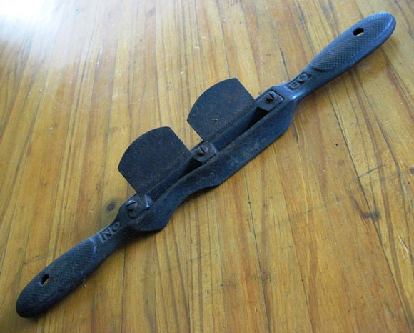 Stanley No 60 #60 double bladed spokeshave c1950