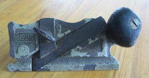 Stanley No 99 #99 Side rebate plane c1900