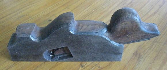 Steel infill shoulder plane c1910