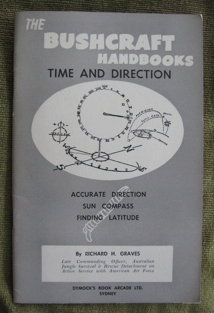 Time and Direction Australian Boy Scouting book