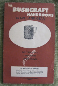 Travel & Gear Australian Boy Scouting book