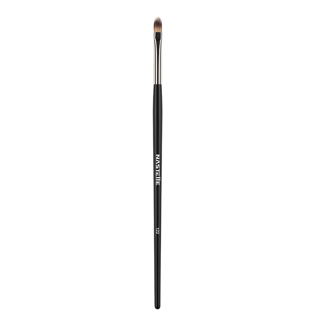 N122 Nastelle lip brush black handle
