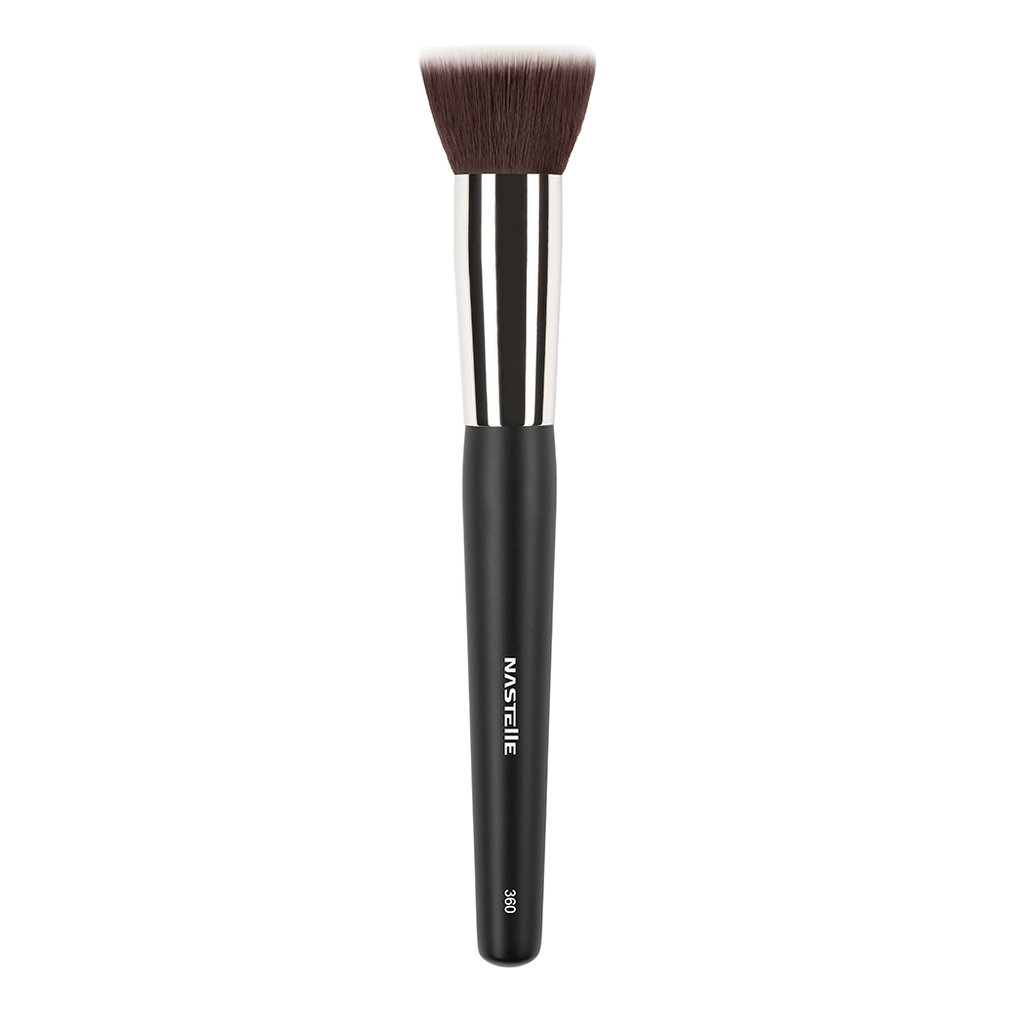 Cream And Liquid Foundation Brush 360