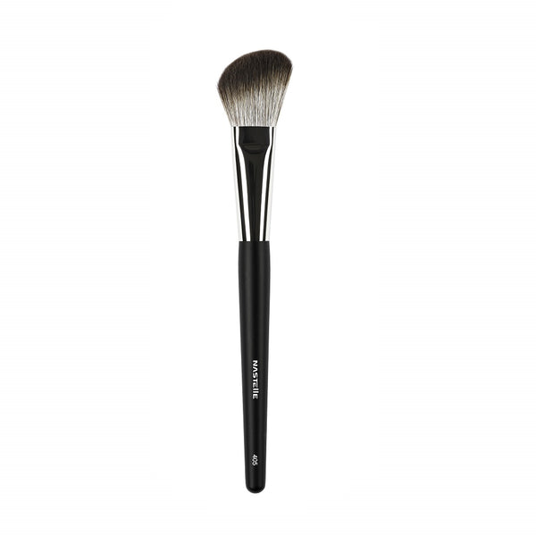 Soft Powder and Blush Medium Angled Brush 405, synthetic